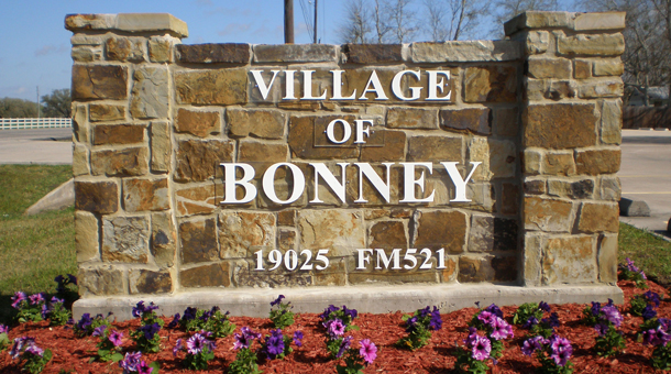 Village of Bonney, Texas